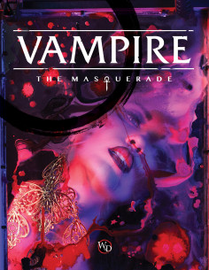 Vampire the Masq. 5th, Ed. Hardback
