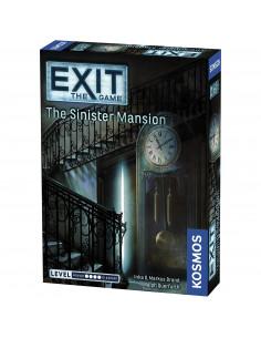 Exit: The Sinister Mansion (EN)