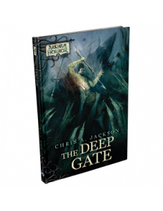 Arkham Horror Novel The Deep Gate