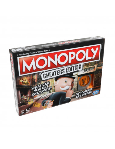 Monopoly Cheaters Edition (SE)