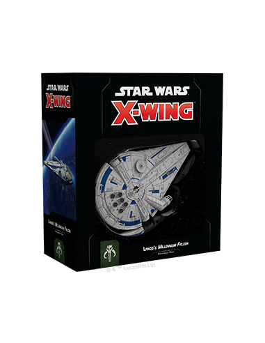 Star Wars X-Wing 2.0 Landos Millennium Falcon