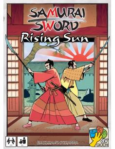 Samurai Sword Rising Sun Expansion