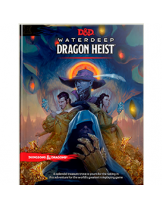 D&D 5th Edition Waterdeep Dragon Heist