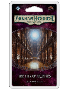 Arkham Horror Card Game The City of Archives