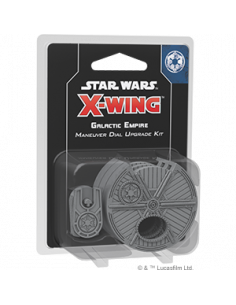 X-Wing 2.0 Galatic Empire Maneuver Dial Upgrade