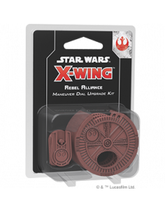 X-Wing 2.0 Rebel Alliance Maneuver Dial Upgrade