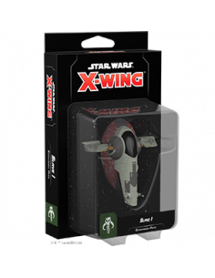 Star Wars X-Wing 2.0 Slave 1