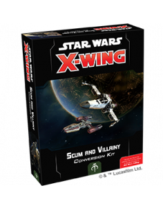 Star Wars X-Wing 2.0 Sum & Villany Conversion Kit