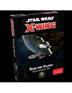 Star Wars X-Wing 2.0 Sum & Villany Conversion Kit