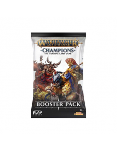 Warhammer Age of Sigmar Champions Wave 1 Booster