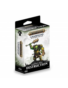 Warhammer Age of Sigmar Champions Deck Destruction