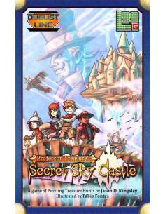 Professor Treasures Secret Sky Castle