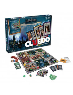Cluedo Harry Potter 2nd Edition