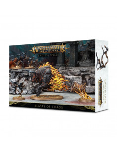 AGE OF SIGMAR ENDLESS SPELLS BEASTS OF CHAOS