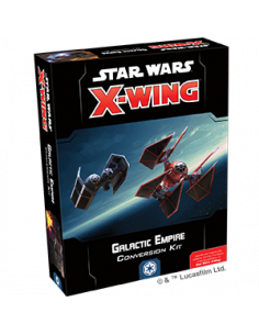 Star Wars X-Wing 2.0 Galactic Empire Conversion Kit