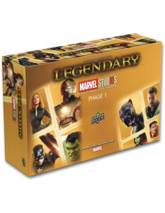 Marvel Legendary Deck Building Game 10th Anniversary Edition