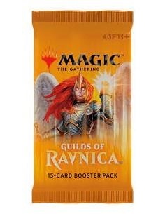 Magic Guilds of Ravnica Booster