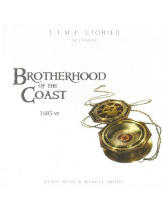 T.I.M.E Stories Brotherhood of the Coast Expansion