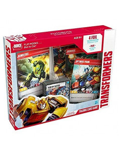 Transformers Trading Card Game Starter