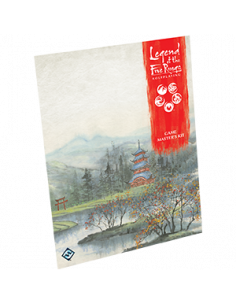 Legend of the Five Rings RPG Game Masters Kit