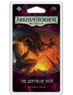 Arkham Horror Card Game The Depths of Yoth