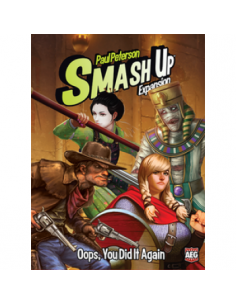 Smash Up Oops You Did It Again Expansion