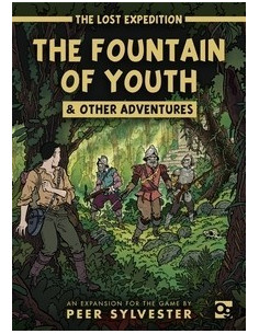 Lost Expedition Fountain of Youth