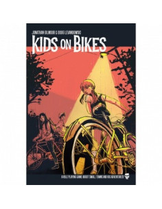 Kids on Bikes Roleplaying Game