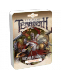 Genesys Foes of Terrinoth Adventure Deck