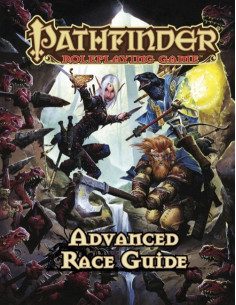 Pathfinder Advanced Race Guide Pocket