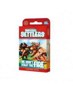 Imperial Settlers We Didnt Start the Fire Expansion