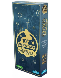 Dixit 9 10th Anniversary (SE + ENG)