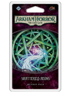 Arkham Horror Card Game Shattered Aeons