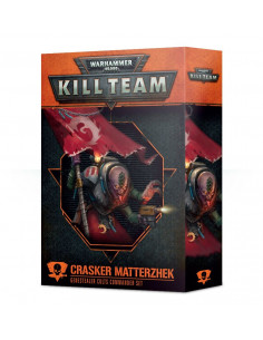KILL TEAM COMMANDER CRASKER MATTERZHEK