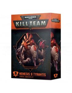 KILL TEAM COMMANDER NEMESIS 9 TYRANTIS