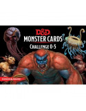 Dungeons & Dragons 5th Edition Challenge 0-5 Monster Cards