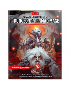 D&D 5th Edition Waterdeep Mad Mage