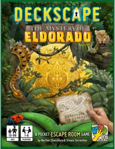 Deckscape Mystery of Eldorado