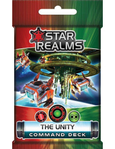 Star Realms Command Deck Unity