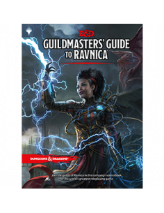 D&D 5th Edition Guildmasters Guide to Ravnica