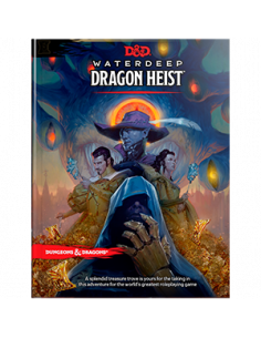 Dungeons & Dragons 5th Edition Dungeon Master Waterdeep Dragon Heist