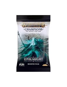 Warhammer Age of Sigmar Champions Wave 2 Onslaught Booster