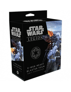 Star Wars Legion E-Web Heavy Blaster Team