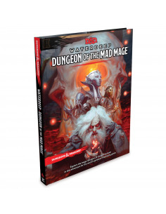 D&D 5th Edition Waterdeep Mad Mage Maps & Miscellany