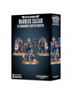 MARNEUS CALGAR ULTRA MARINES CHAPTER MASTER