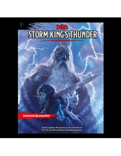 D&D 5th Ed. Storm Kings Thunder