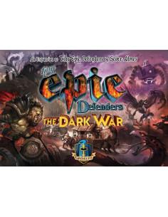 Tiny Epic Defenders The Dark War