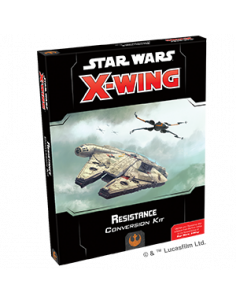 Star Wars X-Wing 2.0 Resistance Conversion Kit