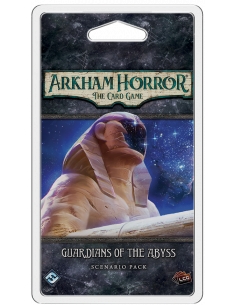 Arkham Horror Card Game Guardians of the Abyss