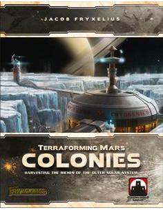 Terraforming Mars Colonies